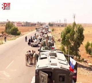 بعد تأمين العاصمة وإزالة أي تحدَ في الوسط والجنوب: روسيا ستسعى لإبعاد أمريكا وتركيا عن مناطق نفوذها في سوريا