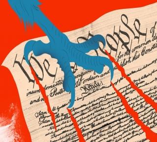 الديمقراطية الأمريكية في أزمة: ترامب أظهرها وليس هو سببها الرئيس