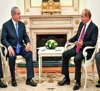 بصفتها مدير الحلبة: أدارت روسيا الصراع بين إسرائيل وإيران في سوريا بما خدم نظام الأسد