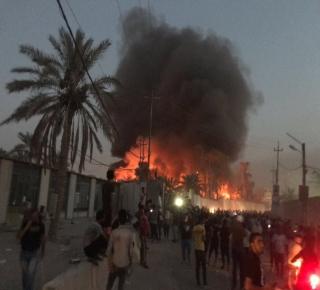 تقديرات: لا يجب الذهاب بعيدا في تعليق الآمال على الاحتجاجات في البصرة لقهر النفوذ الإيراني