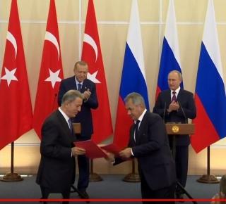 اتفاق سوتشي بين الروس والأتراك حول إدلب: بديل عن عملية عسكرية أم تقاسم للأدوار لإنهاء ما تبقى من ثورة؟