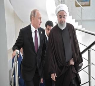 تحوَلا سريعا من حليفين عسكريين إلى منافسين اقتصاديين: إيران في وضع لا تُحسد عليه وموسكو أكبر مستفيد