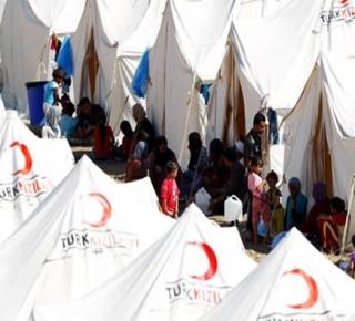لاجئو المخيمات في تركيا أمام محنة أخرى!