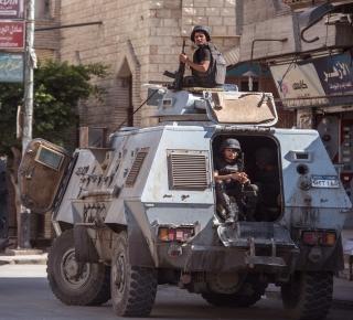 حملة الجيش المصري على