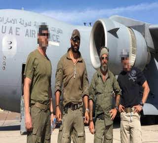 كُرموا برتب عالية في الجيش الإماراتي: مرتزقة أمريكيون تعاقد معهم