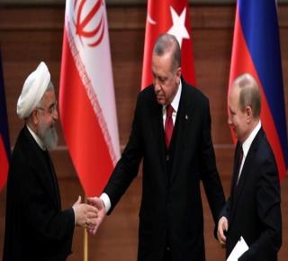 يبدو أن تركيا هي الرابح الأكبر: لماذا تتجه تركيا نحو إيران وروسيا؟