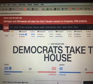 استمرار الشلل السياسي وانتشار الترامبية: قد لا يغير فوز الديمقراطيين الكثير من سياسات الرئيس الأمريكي