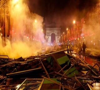 احتجاجات باريس: انتفاضة ثورية أم مجرد تحرك