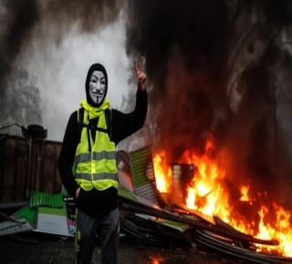 فشلت الحكومة الفرنسية في توقع الثورة الاجتماعية: حركة