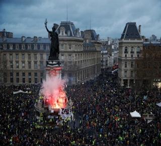 200 سنة من الثورات والاحتجاجات: الشارع الفرنسي الثائر الذي لا يهدأ