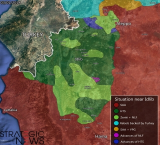 ما يحدث في إدلب درس عميق للفصائل: تركيا لا تريد خسارة