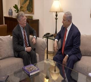لقاء بولتون نتنياهو هيمن عليه قلق التجارة مع بيكين: إسرائيل تدرس تشديد الرقابة على الاستثمار الصيني بعد ضغوط أمريكية
