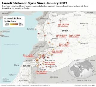 رغم استهداف عشرات من مواقعها في سوريا: الرد الإيراني على الضربات الإسرائيلية كان محدودا