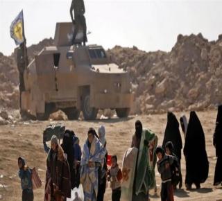 يفضلون القتال حتى الموت على أن يسلموا لحكومة بغداد: الكيلومتر الأخير في