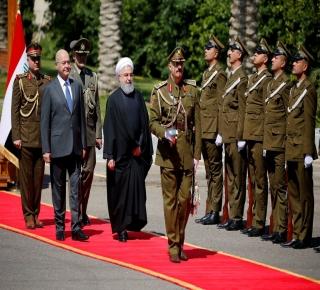 ليس لأمريكا هناك إلا الحضور العسكري فقط: تسعى إيران الآن لتوسيع نطاق تأثيرها اقتصاديا وثقافيا في العراق