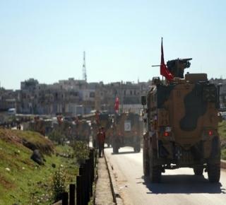 تركيا وروسيا تستعدان لدوريات في إدلب: القوات الروسية ستدافع عن