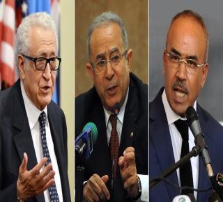 النظام الجزائري يستنجد بالإبراهيمي ولعمامرة: الحراك الشعبي قد يتحول إلى قوة ضغط مضادة