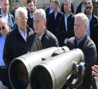 لم يُشر إلى أي مناطق فلسطينية بأنها محتلة:  الخارجية الأمريكية تصف، لأول مرة، هضبة الجولان بأنها خاضعة لسيطرة إسرائيلية