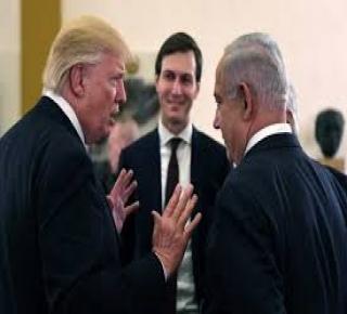 ترامب أطلق يده: خطة كوشنر تضمنت اقتراحا لتبادل أراض بين فلسطين والأردن والسعودية