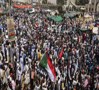 في ثورة السودان