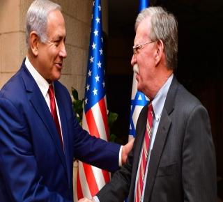 مسؤول إسرائيلي: تهديدات بولتون لإيران وراءها معلومات جمعها
