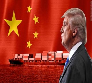 ما الذي حدث فجأة: ما يجري هو جزء من حرب تجارية يشنها ترامب ضد الصين؟