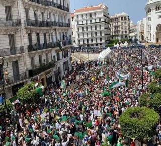 الحراك الشعبي الجزائري وتيار التكفير السياسي