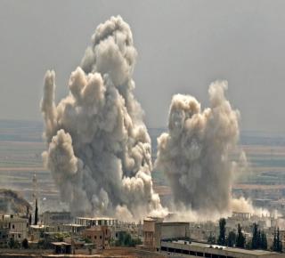 صمود الثوار في إدلب أجبر الروس على إعلان هدنة من طرف واحد