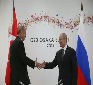 أردوغان اختار تعميق العلاقات مع بوتين