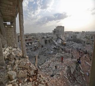 الأمم المتحدة تساعد الروس والأسد على قصف المعارضة: تنقل إحداثيات الثوار إلى الروس، وقنابلهم تتولى المهمة