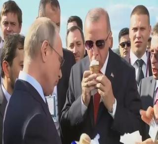 استقبال بوتين المخادع: