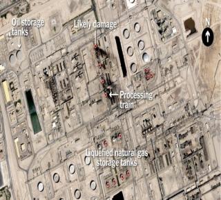 فشل سعودي وأمريكي في حمايتها: الهجوم، عسكريا، على منشآت