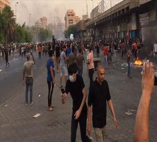 مظاهرات الشعوب الثلاثة في العراق