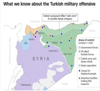 محطات في النزاع القومي الكردي في تركيا: تحالف الحزب الحاكم مع القوميين والعمليات العسكرية نفّرا الكرد من الحزب