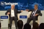 مداخلة الشيخ راشد الغنوشي كاملة في منتدى دافوس-باللغة العربية