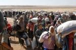 المهجرون السوريون يفرون إلى تركيا هربا من التطهير العرقي للميلشيات الكردية