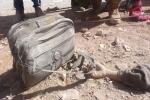 25 من الأطفال والنساء والرجال قُتلوا في مجزرة رهيبة ارتكبتها قاذفة روسية في بلدة حاس بإدلب